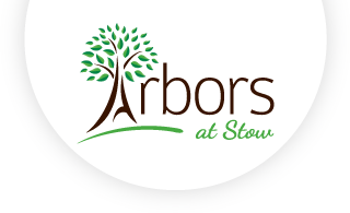 Arbors At Stow Web Logo